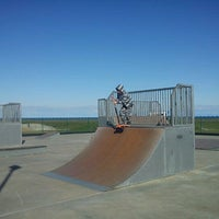 Photo taken at Mooragh Park by Liz A. on 4/15/2012