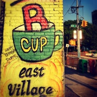 Photo taken at B Cup Cafe by Noah F. on 7/5/2012