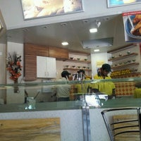 Photo taken at Naturals Ice-Creams by Kaushik B. on 5/13/2012