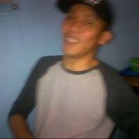 Photo taken at Bubur Ayam Bunda by Ferry T. on 7/27/2012