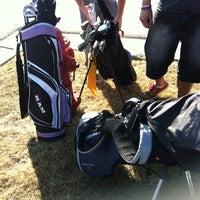 Photo taken at Mulligans Golf & Games by Yolanda L. on 3/10/2012