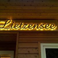 Das Foto wurde bei Bootshaus Stella am Lietzensee von Tom L. am 7/30/2012 aufgenommen