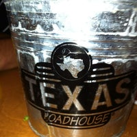Photo taken at Texas Roadhouse by Jessica on 7/12/2012