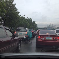 Photo taken at Tandang Sora Overpass by Anne A. on 6/13/2012