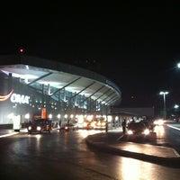 Photo taken at Terminal B by Luzbel M. on 4/1/2012