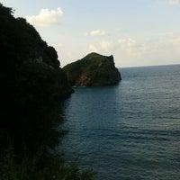 Photo taken at Hoynat Adası by Emre K. on 9/8/2012
