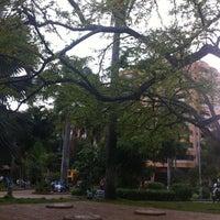 Photo taken at Parque Las Palmas by HotelAntiguabelen B. on 4/1/2012