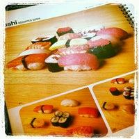 Photo taken at Midori Japanese Restaurant by Susanti D. on 8/16/2012