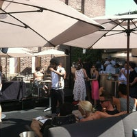 Photo taken at STK Rooftop by Meredith D. on 7/8/2012