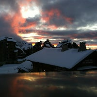 Photo taken at Avoriaz by Richard B. on 3/31/2012