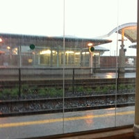 Photo taken at Oakville GO Station by Nael H. on 9/8/2012