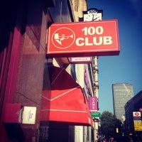Photo prise au 100 Club par Michelle . le9/3/2012