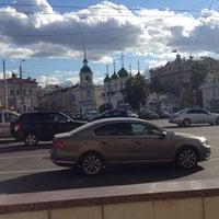 Снимок сделан в Большая Сухаревская площадь пользователем Julia K. 9/8/2012