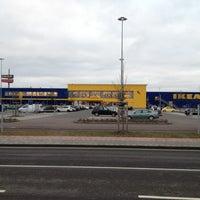 Photo taken at IKEA by Jens B. on 3/13/2012