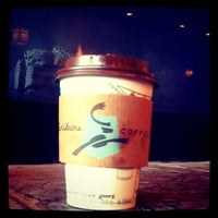 Photo taken at Caribou Coffee by Leticia H. on 5/31/2012