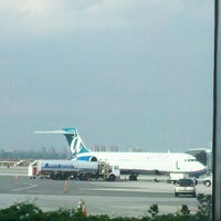 Photo taken at AirTran Airways LGA by Vicky C. on 8/26/2011