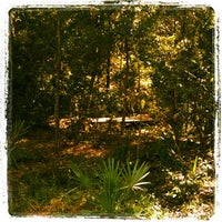 Photo taken at Jacksonville Arboretum & Gardens by Aeryck on 11/10/2011
