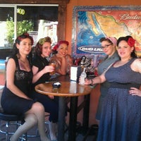 Photo taken at Mecca Restaurant & Cantina by Colleen D. on 2/25/2012