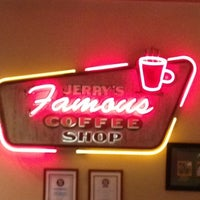 Photo taken at Jerry's Famous Coffee Shop by Jimmie W. on 8/6/2012