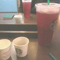Photo taken at Starbucks by Candice C. on 4/28/2012