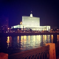 Photo taken at Russian Government Building by Dj A. on 4/28/2012