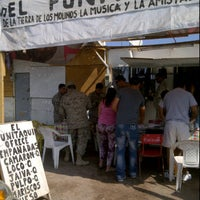 """5/21/2012에 sylvia a.님이 Marisqueria """" El Punitaqui """"에서 찍은 사진"""