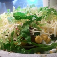 Photo taken at Chipotle Mexican Grill by Manan K. on 8/15/2011