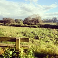 Photo taken at Newbold Comyn by Instant R. on 7/29/2012