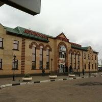 "Photo taken at Автовокзал ""Егорьевск"" by Kot on 10/27/2011"