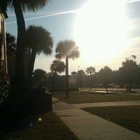 Photo taken at Parris Island, SC by Breanna S. on 2/9/2012
