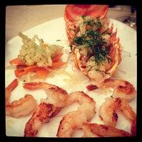 Photo taken at Keeki Restaurante Japonês by Murilo M. on 1/31/2012