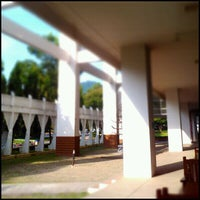 Photo taken at Faculty of Humanities by Mark V. on 10/13/2011