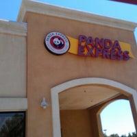 Photo taken at Panda Express by Ray M. on 8/20/2012