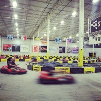 Photo taken at Pole Position Raceway by Swapnil T. on 8/26/2012