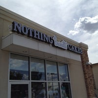 Photo taken at Nothing Bundt Cakes - Lone Tree by Paige G. on 6/4/2012