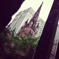 Photo taken at Trinity Church by Artur S. on 5/24/2012