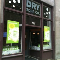 Photo taken at DRY Soda Co. by Kerry M. on 5/23/2012