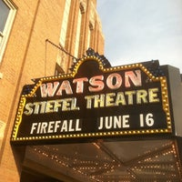 Photo taken at Stiefel Theatre by Marty J. on 6/17/2012