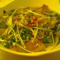 Photo taken at Remember Vietnamese Food by Robert Š. on 1/28/2012