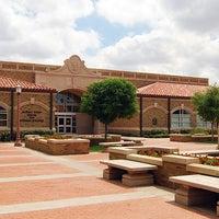 Photo taken at TTU - Marsha Sharp Center for Student Athletes by Texas Tech University on 7/7/2011