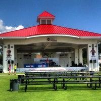 Photo taken at Lake Eva Community Park by Joe C. on 5/18/2012