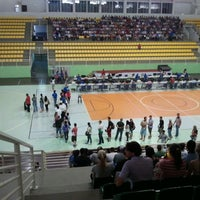 Photo taken at Arena Multiuso by Eder V. on 11/24/2011
