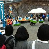 Photo taken at Kesennuma City Hall by Garry G. on 3/4/2012