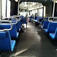 Photo taken at MTA Bus - E 14 St & 2 Av (M14A/M14D) by Timothy F. on 1/14/2012