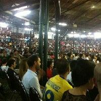 Photo taken at Lumpinee Boxing Stadium by Saori I. on 12/9/2011