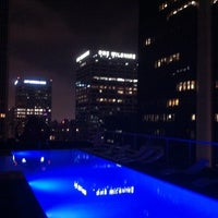 Foto tirada no(a) The Standard, Downtown LA por Seung hyun K. em 5/10/2012