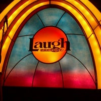 Photo taken at Laugh Factory Long Beach by Nicole N. on 2/19/2012