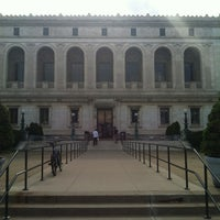 Photo taken at Detroit Public Library by Rashee-Ta M. on 4/17/2012