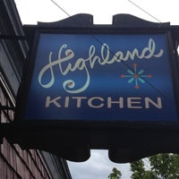 Photo taken at Highland Kitchen by Eric A. on 6/27/2012