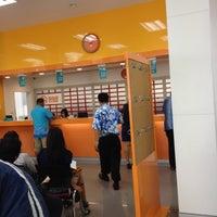 Photo taken at ธ.อาคารสงเคราะห์ ชลบุรี by Wiyada J. on 4/27/2012